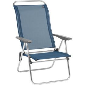 Lafuma Mobilier Alu Low Campingstol Batyline, grå/blå